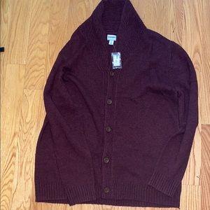 OLD NAVY Men's Wool Cardigan
